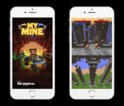 MyMine Online Mobile Game